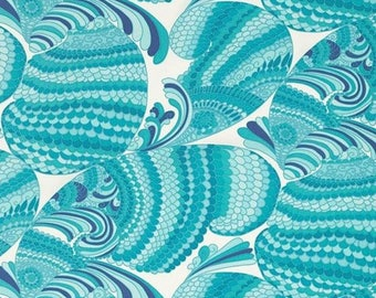 Schumacher Trina Turk Pisces in Pool on Both Sides Indoor Outdoor Pillow Cover
