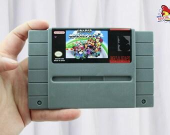 Mario Kart SNES Soap, Super Mario Kart, 16 bit retro game, Super Nintendo, Classic Nintendo, SNES cartridge, SNES Classic, Super Mario Bros
