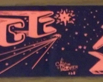 Star Wars 15x4 The Force Is Always With You Vintage Bumper Sticker