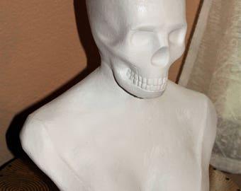 Victorian skeleton-3D Printed Jewelry Display-Jewelry Display-Display-Necklace Display-3D Print-craft show display-Necklace Holder-skeleton
