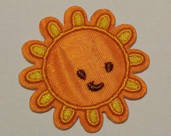 1 Sun  Patch -Sky - Spring - Patch - #SP-000108