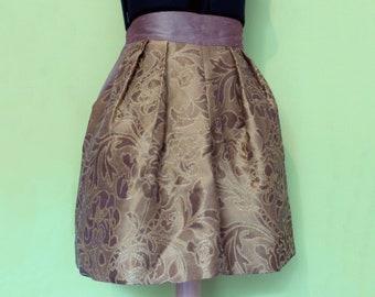 "Swing skirt ""Renaissance"" collection"