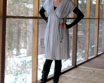 CUSTOM wrap around dress, I would love to create it to YOUR specifications and desires