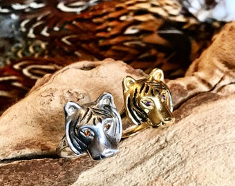 Tigris Ring [Made to Order]