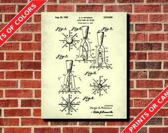 Apple Corer Patent Print, Kitchen Print, Kitchen Wall Art, Kitchen Decor, Cafe Art, Kitchen Art, Kitchen Sign