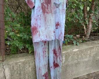 Bloody Zombie Scrubs