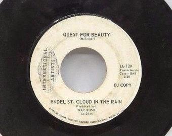 Endel St. Cloud in the Rain - 45 record - DJ Copy