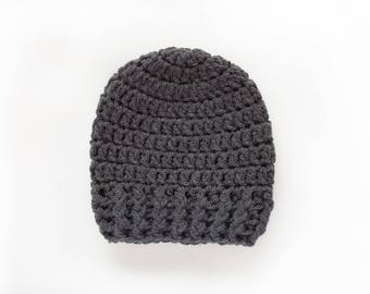 Crochet Boys Hat / Newborn Boy Hat / Baby Shower Gift Boy / Boys Winter Hat / Boys Beanie / Hats For Boys / Baby Boy Hat / Boys Hat