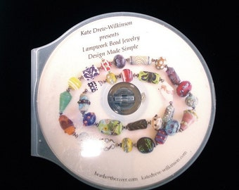 Lampwork Bead Jewelry Made Simple DVD by KateDW