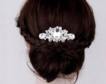 Bridal Hair Comb, Crystal Bridal Comb, Bridal Headpiece, Wedding Hair Pin, Wedding Hair Piece, Wedding Hair Accessories, Bridesmaid Jewelry