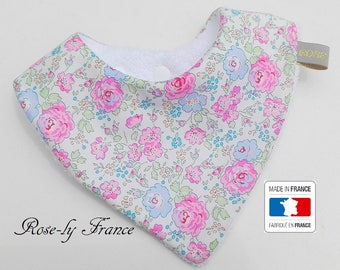 NEW Bliss Liberty baby bandana bib