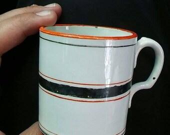 Creil Montereau Cups and Saucers