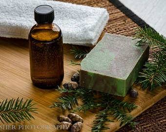 Soap for Men, Great Masculine Scent, Perfect Gift for the Guys in your Life, A GREAT Spicy Woodsy Scent