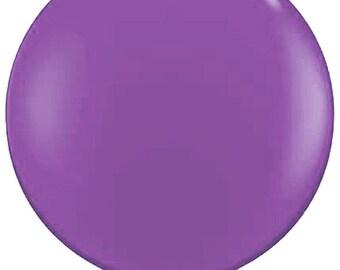 """36"""" balloon-Lilac"""