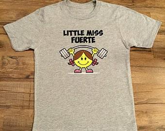 Little Miss Fuerte- Fuerte Athletics