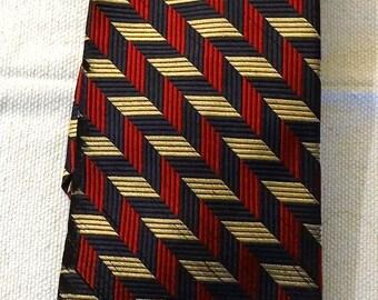 Land's End Men's Silk Neck Tie