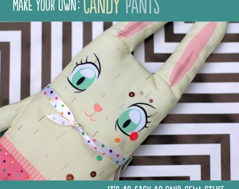 Rocco's Rabbits Construction Kit: Candy Pants