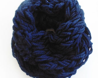 Arm Knit Scarf