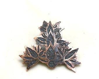 Western Lupine Pin