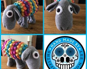 Amigurumi Sheep Pattern, Crochet Sheep Pattern, Sheep Pattern