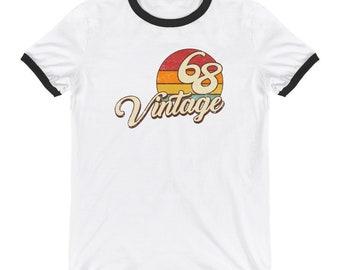 Vintage 1968 Ringer T-Shirt
