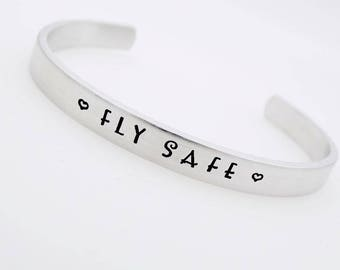 Pilot Jewelry, gift for flight attendant, frequent flier, airplane, flight staf airport, pilot, air force, flight school, traffic controller