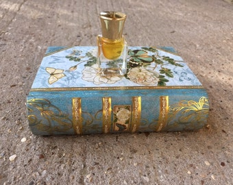 Natural Perfume Organic Oil,  Organic Perfume, Natural Fragrance, Vegan Perfume, Fragrance,