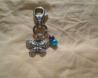 Butterfly with Pearl Jewelry mother of Pearl