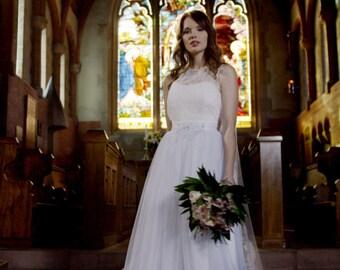 WEDDING SKIRT, Wedding Tulle Skirt, Bridal skirt, Bridal Tulle skirt