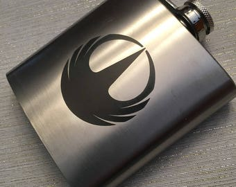 Rogue One Flask