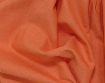 """Broadcloth-45""""-Coral"""