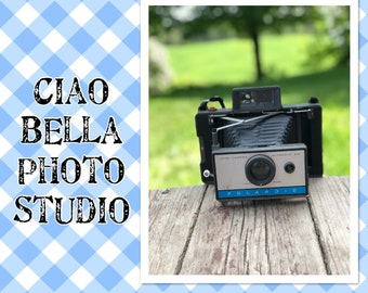 Vintage Polaroid Land Camera 210