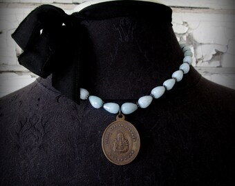 Our Lady of Sorrows and Holy Face Medal