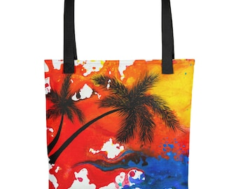 Key Largo Tote bag