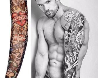 Tattoo Sleeves Temporary