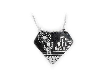 Desert Valley Necklace