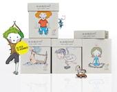 Yoga Memory Game/ Yoga Game / Yoga Memory Game / Karomi Yoga / Kids Yoga /  Memo Game/ Yoga Game for Kids