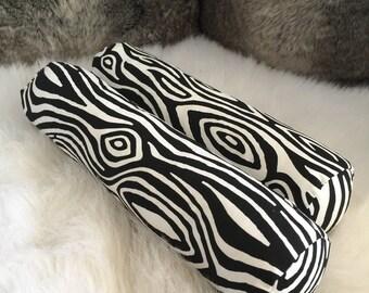 DIY Kit for Log Bolster pillows (style #4)