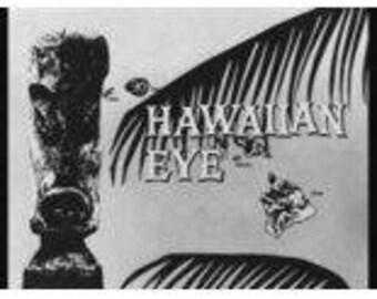 Hawaiian Eye Season 1 - 33 Episodes