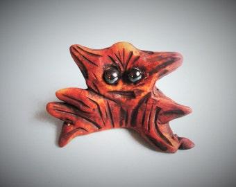 Tree Hugger - OOAK ELEMENTAL DRAGONS Critter
