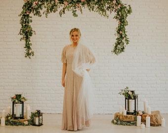 Veil Floor length 6ft bridal wedding veil one tier
