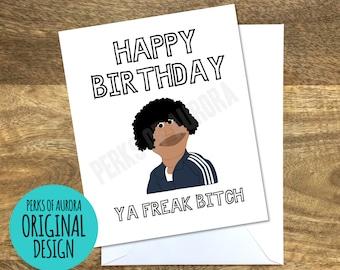 Franklin, Arrested Development inspired Birthday Card