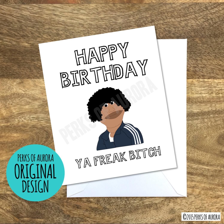 Arrested Development inspired Birthday Card