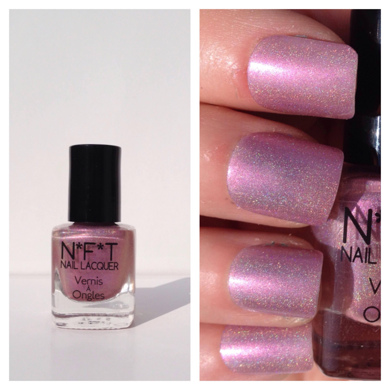 N38 Desire Glittery Nail Polish / Indie Lacquer