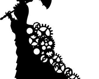 Victorian Lady 2