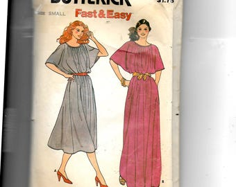 Butterick Misses' Dress Pattern 6784