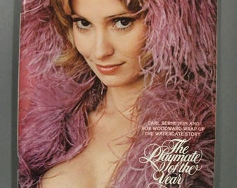 Playboy Magazine June 1974  with Vargas Girl