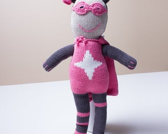 Estella Cotton Handmade Doll - Trixie 12""