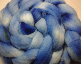Merino Hand Dyed Braid - 'Bindar'