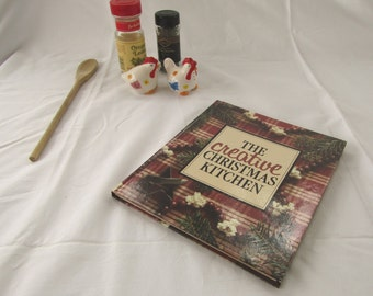 Craft Book The Creative Christmas Kitchen from Leisure Arts 1992